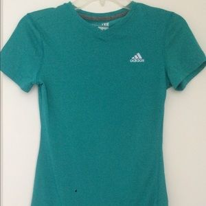 Adidas work out shirt NWOT